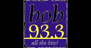 Bob 93.3 Logo
