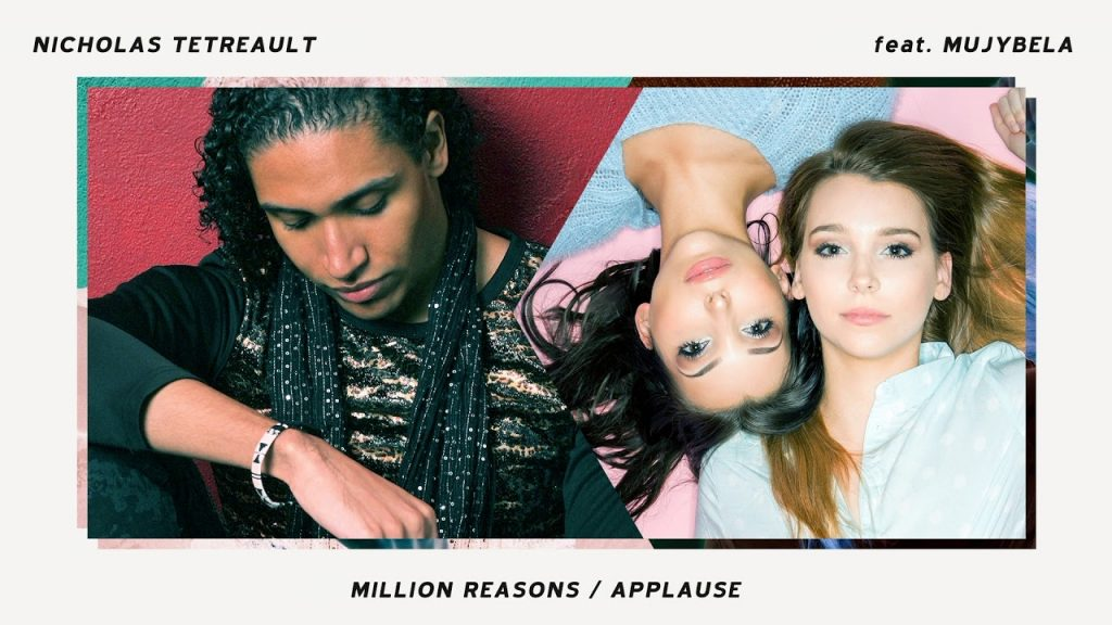 Lady Gaga Million Reasons/Applause Mashup - Nicholas Tetreault and MUJYBELA